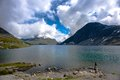Mountain Dalsnibba Landscape In Geiranger, Norway Stock Photography - 48884432