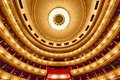 Balconies Of Vienna Opera House Royalty Free Stock Images - 48896129