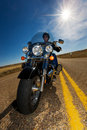 Sunny Ride Royalty Free Stock Images - 4891129