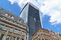 Office Tower Under Construction At 20 Fenchurch Street Royalty Free Stock Photos - 48916818