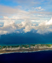 Aerial View Of Rangiroa Stock Photography - 48917062