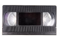 Video Tape Casette Isolated Stock Photo - 48952530