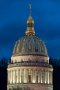 West Virginia State Capitol Dome Royalty Free Stock Image - 48953016