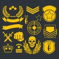 Special Unit Military Patch Stock Image - 48977881