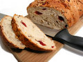 Bread And Knife Royalty Free Stock Images - 490469