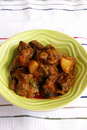 Curry Lamb Ethnic Indian Food Royalty Free Stock Photography - 4901317