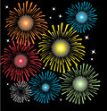 Fireworks Royalty Free Stock Photos - 49002548