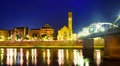 Evening View Of  Tortosa, Spain Royalty Free Stock Photo - 49039285
