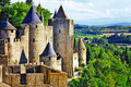 Carcassonne (France, Languedoc) Royalty Free Stock Images - 49049379