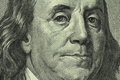 Portrait Of Benjamin Franklin On The Hundred Dollar Bill Stock Photo - 49059670