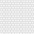 Snake Skin Texture. Seamless Pattern Black And White Background. Vector Royalty Free Stock Photos - 49077678