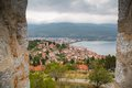 Aerial View Of Ohrid Stock Images - 49081134