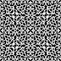 Black And White Lace Pattern Stock Image - 49087281