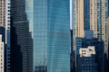 The Financial District Of Lower Manhattan As Seen From Across Th Stock Photography - 49140842