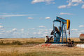 Oil Well Stock Image - 49142681
