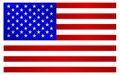 Flag Of United States Of America In Metallic Colors Style Royalty Free Stock Images - 49142999