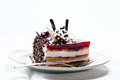 Torte With Jelly Stock Images - 49170704