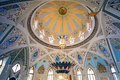 Beauty Walls And Arches Of The Mosque Kul Sharif Royalty Free Stock Photography - 49185597