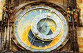 Prague Astronomical Clock Stock Image - 49190271