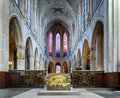 Сatholic Church Of Saint Germain Of Auxerre In Paris, France. Stock Photography - 49194562