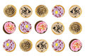 Top Of Cup Cakes Royalty Free Stock Images - 49199719