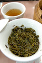 Chinese Green Tea Royalty Free Stock Photography - 4926687