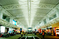 The Airport Waiting Hall Royalty Free Stock Image - 4928456