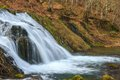 Waterfall In The Mountains Of Bulgaria Royalty Free Stock Image - 49243586