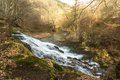 Waterfall In The Mountains Of Bulgaria Stock Photography - 49243932