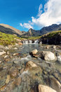 The Fairy Pools, Isle Of Skye Royalty Free Stock Photography - 49266387