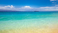 Blue Beach Maui Royalty Free Stock Images - 49278289