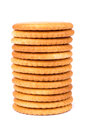 Stack Of Crackers Royalty Free Stock Images - 49303809
