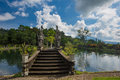 Tirtagangga Water Palace On Bali Island Royalty Free Stock Images - 49342129