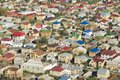 Aerial View To The Residential Area Of Astana City, Kazakhstan. Stock Photos - 49345013