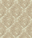 Floral Seamless Background. Brocade Leaves Pattern. Royalty Free Stock Photo - 49346555