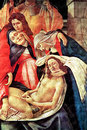 Lamentation Over The Dead Christ, A Closeup Royalty Free Stock Image - 49432566