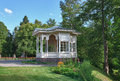 Arbour In Spa Park Royalty Free Stock Image - 49450086