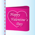 Love Gifts Valentine Day Label With Heart Royalty Free Stock Image - 49452906