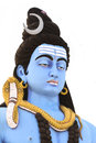 Sculpture Of Lord Shiva Stock Image - 49460821