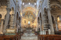 Pisa Cathedral Interior, Italy Stock Photography - 49467232