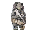 Jagdkommando Soldier Austrian Special Forces Royalty Free Stock Photos - 49480828