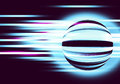 Abstract Background With Circles And Lines Motion Royalty Free Stock Photo - 49489695