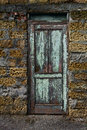 Old Wooden Door Royalty Free Stock Photography - 49492187