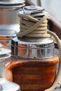 Winch And Rope Royalty Free Stock Image - 4955166