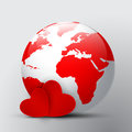 Love In The World Royalty Free Stock Image - 49505036