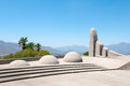 Afrikaans Language Monument In Paarl Royalty Free Stock Image - 49519516