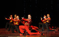 Handsome Knight-Spanish Flamenco-the Austria S World Dance Stock Photos - 49526513