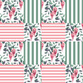 Abstract Elegance Seamless Pattern Glicinia Flowers Background Stock Image - 49536391