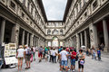 Uffizi Museum Stock Photography - 49544112