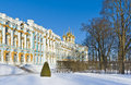 The Catherine Palace Stock Photography - 49558462